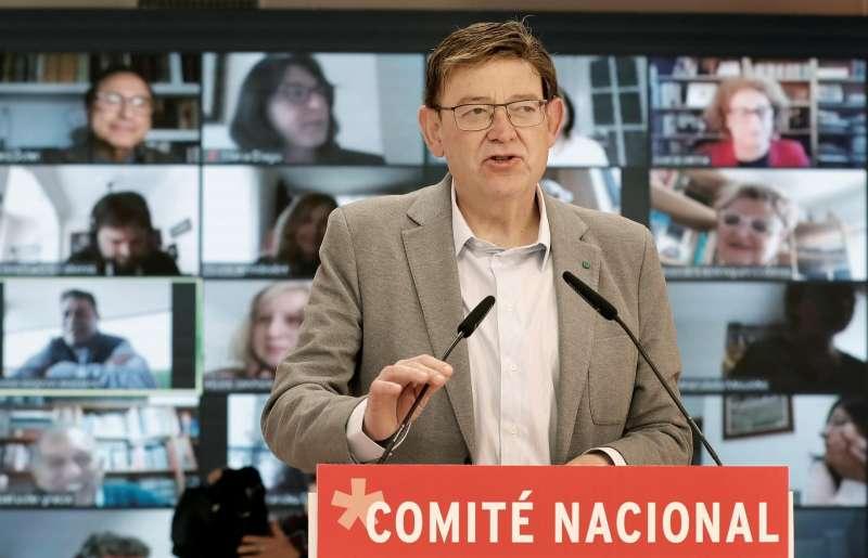 Ximo Puig, en una imagen de archivo. EPDA