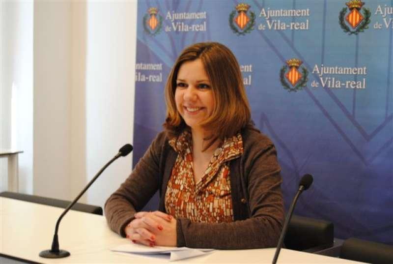 La portaveu adjunta de Compromís, Mónica Álvaro