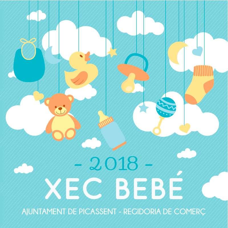 Cartell Xec Bebé 2018