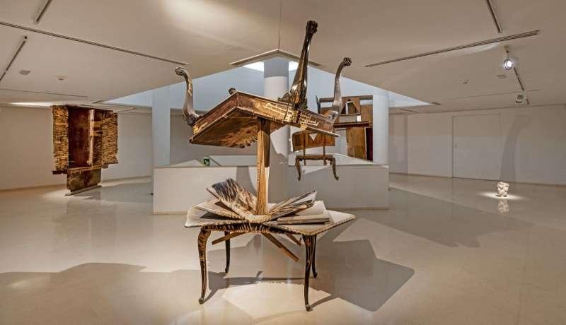 Exposición de Jorge Peris. / EPDA