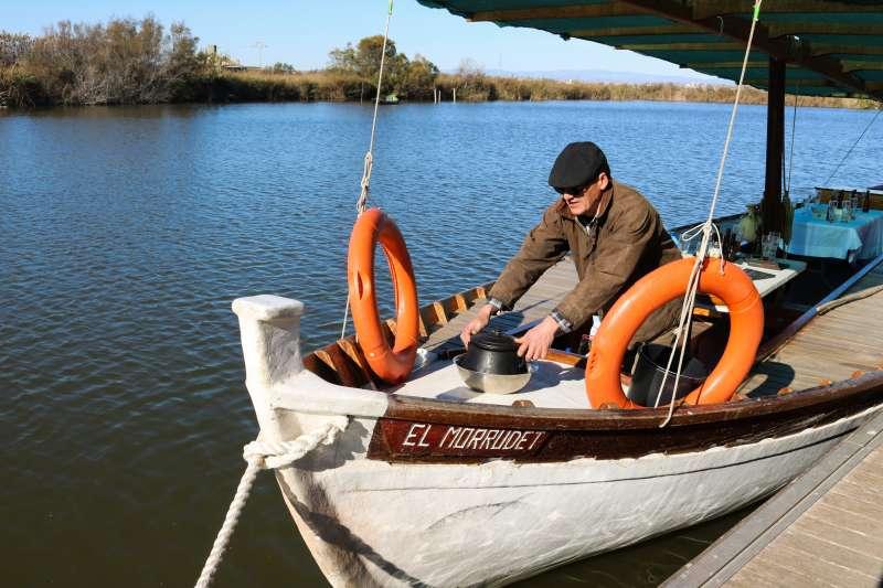 Un passeig en barca per l