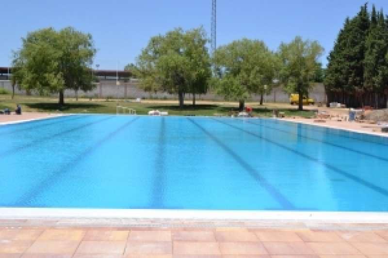 Instalaciones del polideportivo municipal. EPDA