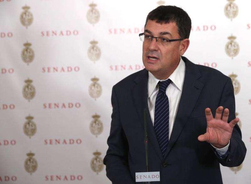 El president de Les Corts Valencianes, Enric Morena. EFE/Archivo