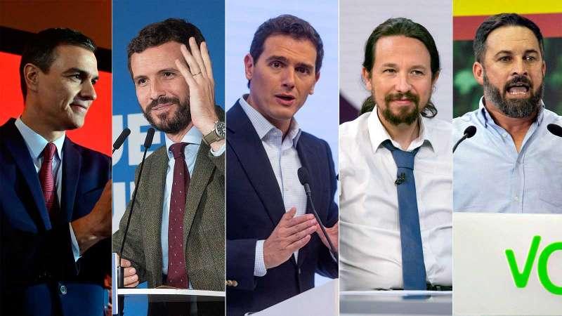 Los candidatos. RTVE