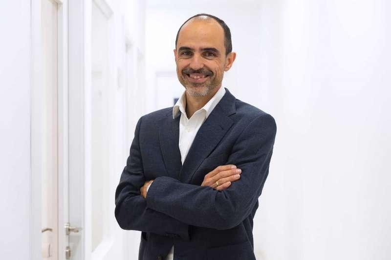 Luis Alvárez, profesor creador de Studeam