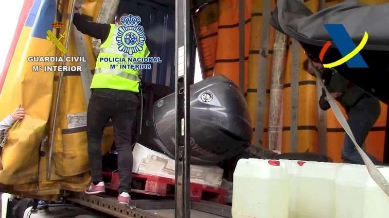 Operación policial/EPDA
