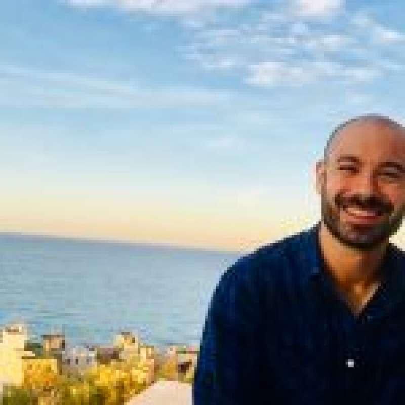 El candidato de Podemos a la alcaldía de Alicante, Xavier López