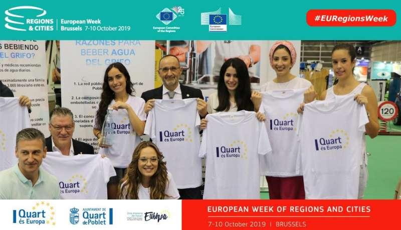 Nofuentes durant les jornades europees. EPDA