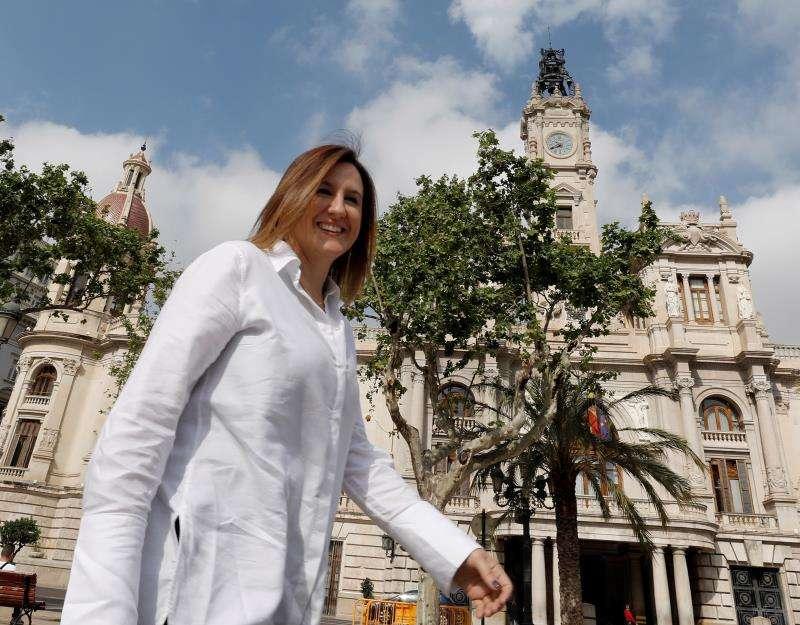 La portavoz del PP en el Ayuntamiento de València, María José Català. EFE/Archivo