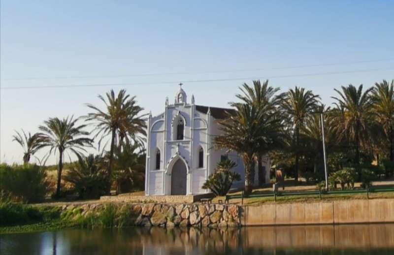 La ermita de Alboraya. B. B.