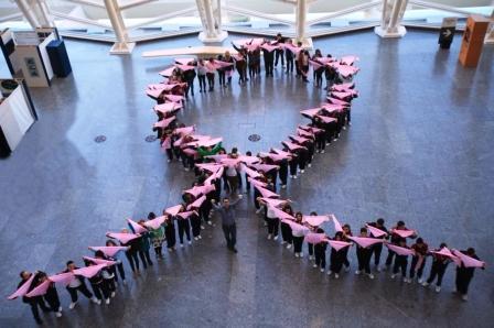 Día Mundial contra el Cáncer en Valencia. Foto EPDA