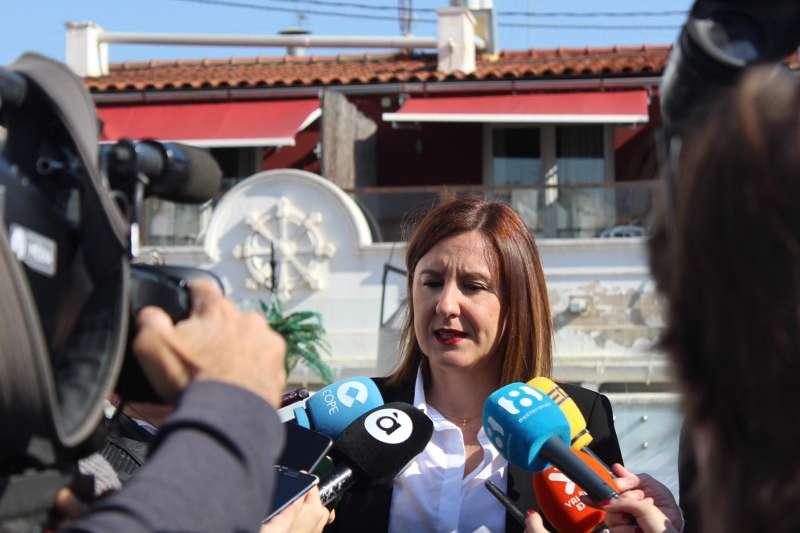 María José Catalá, candidata del PP a la alcaldía de Valencia. EPDA