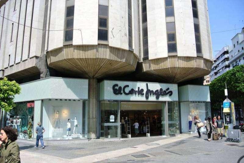 El Corte Inglés de Valencia