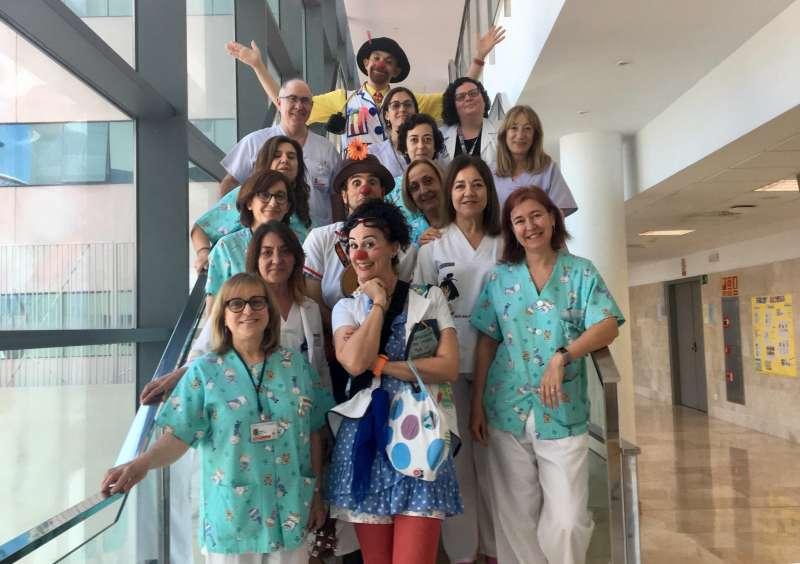 Enfermeras de La Fe