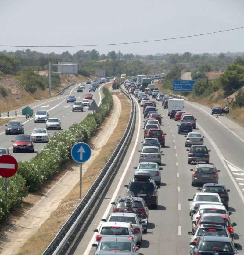 Imagen de archivo de una carretera. EPDA