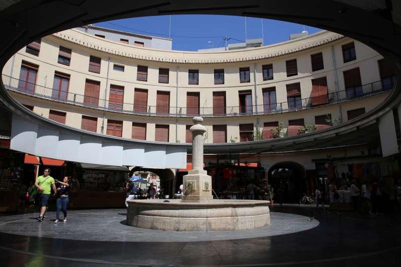 Imagen de la Plaza Redonda