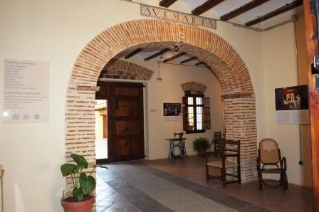 Casa Gran de la Pobla de Vallbona. Foto EPDA