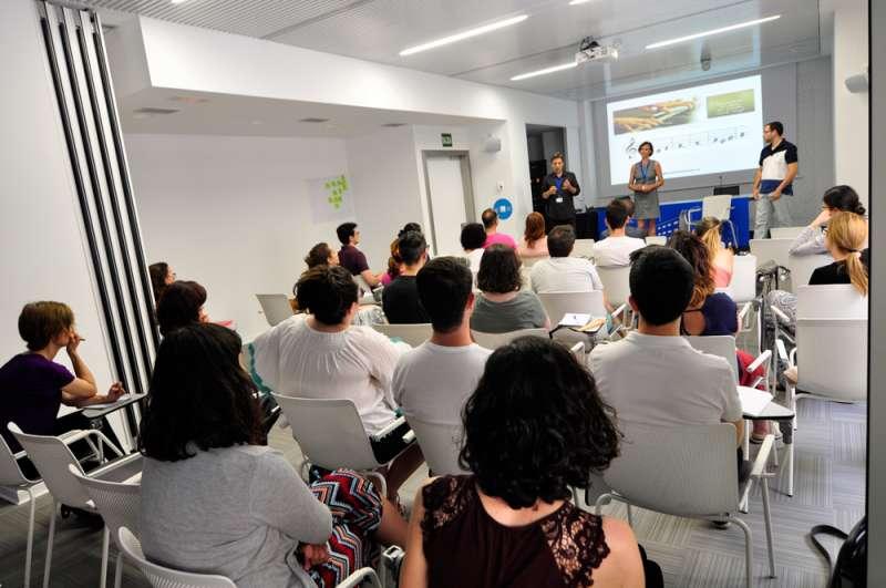 Unidad de Medicina de la Música y las Artes Escénicas en el Hospital de Manises.