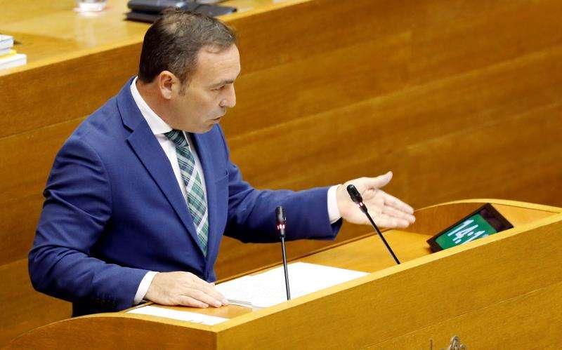 El diputado de Ciudadanos Antonio Woodward. EFE/Archivo
