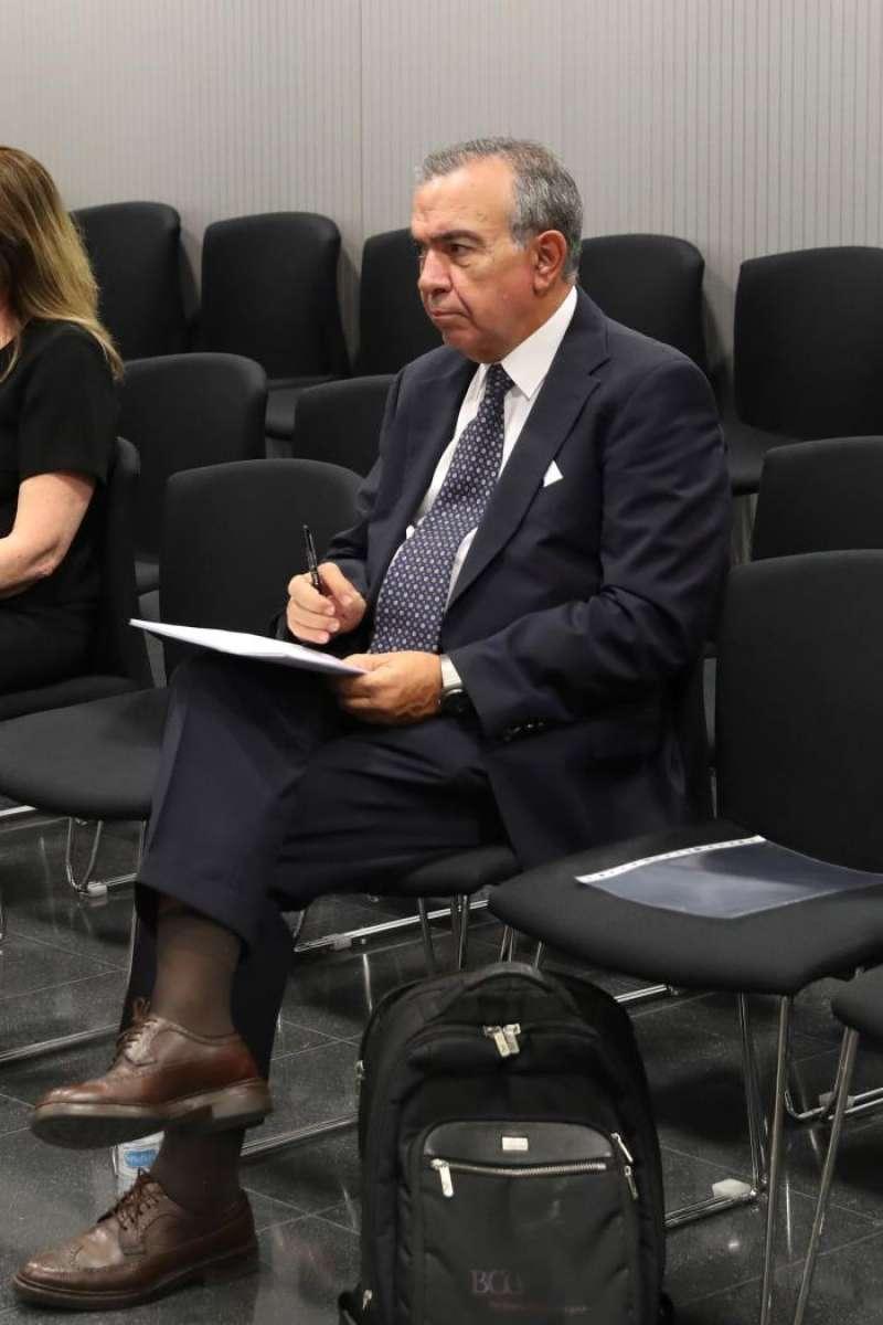 El ex director general de la Caja de Ahorros del Mediterráneo (CAM) Roberto López Abad. EFE/Archivo