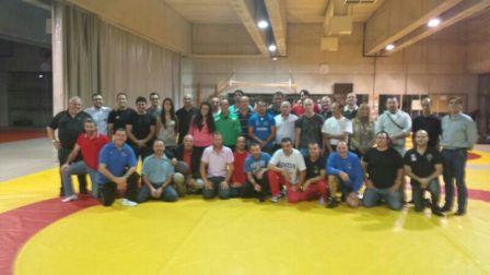 Imagen de los asistentes al seminario. FOTO: EPDA