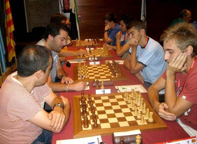 Imagen del campeonato. FOTO: EPDA