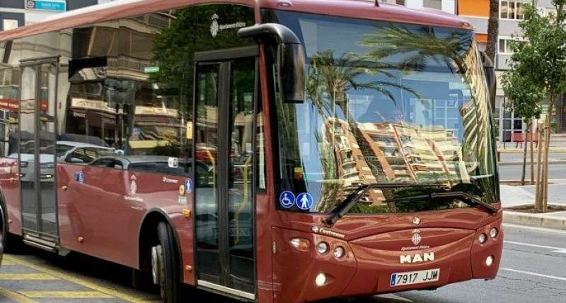 Bus urbà d