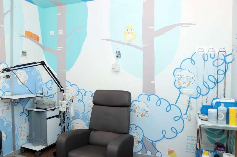 Imagen de una de las iniciativas infantiles