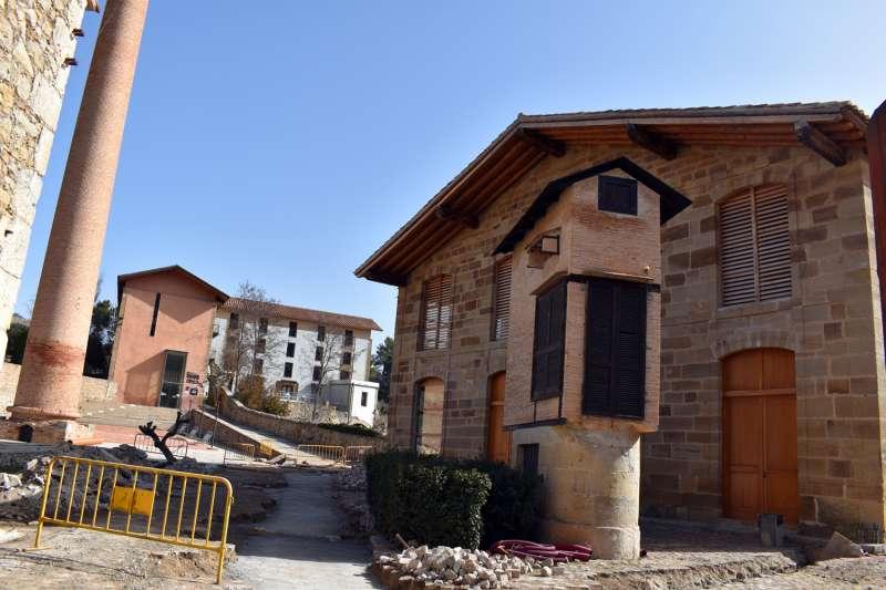 Fabrica Giner a Morella
