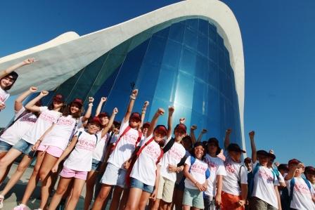 Escuela de Verano de la Ciudad de las Artes y las Ciencias. Foto EPDA