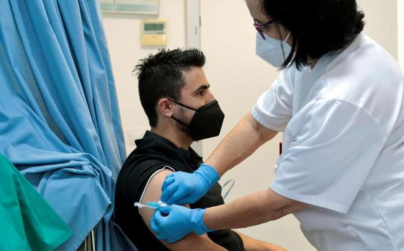 Vacunación/EFE