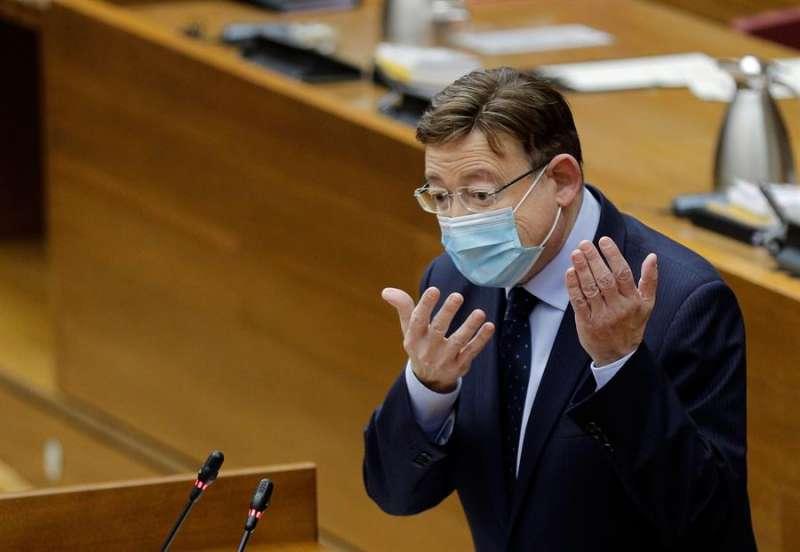 El president de la Generalitat, Ximo Puig. EFEArchivo
