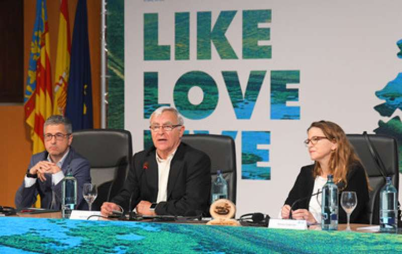 Delegados y delegadas de 40 pases se reúnen bajo el planteamiento común «Un mundo sin humedales es un mundo sin agua».