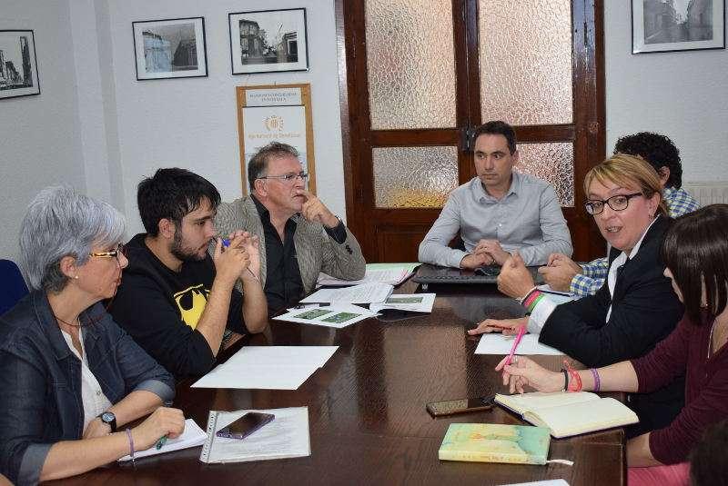 Mesa de trabajo del Plan de Movilidad de Benetússer. EPDA