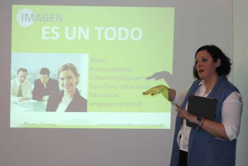 Paloma Silla, encargada de realizar el tercer taller del foro de Marca Personal
