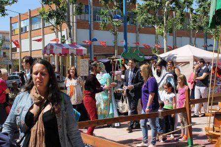Asistieron a la inauguración el alcalde y gran parte de su equipo de gobierno municipal.