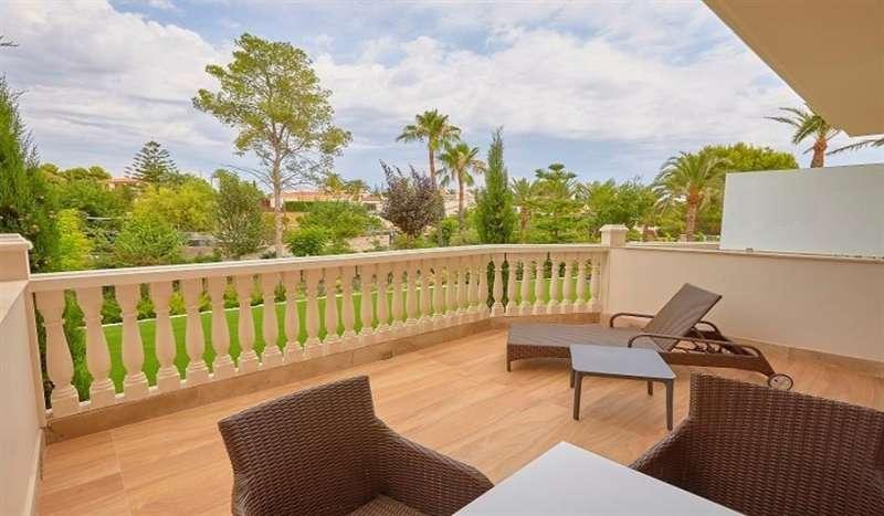 Imagen facilitada por Barceló Hotel Group, que gestionará durante 25 años dos hoteles de 5 estrellas de nueva construcción en la provincia de Alicante, que operarán con su marca a partir de abril de 2021.
