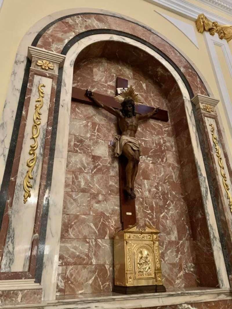 Cristo de la Misericordia de Torás