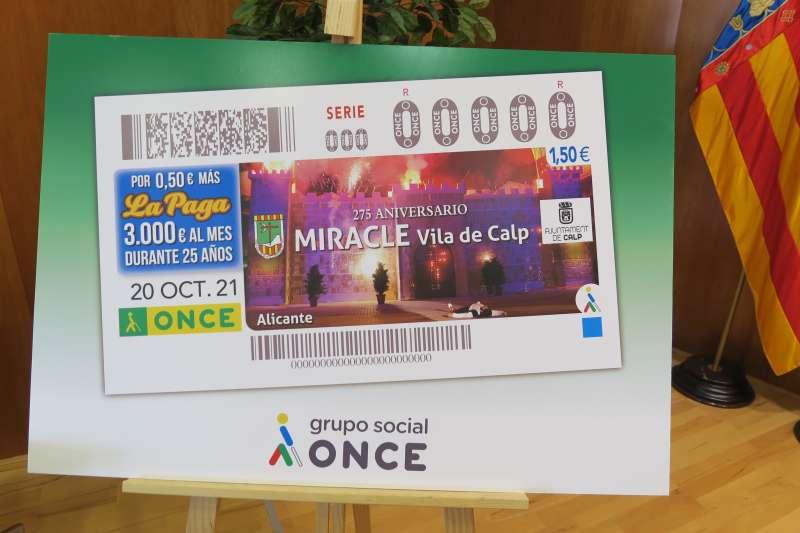 Once Miracle. EPDA
