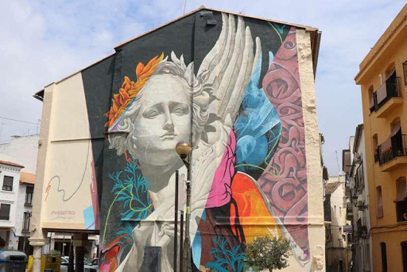 Ruta Urban Art. / EPDA