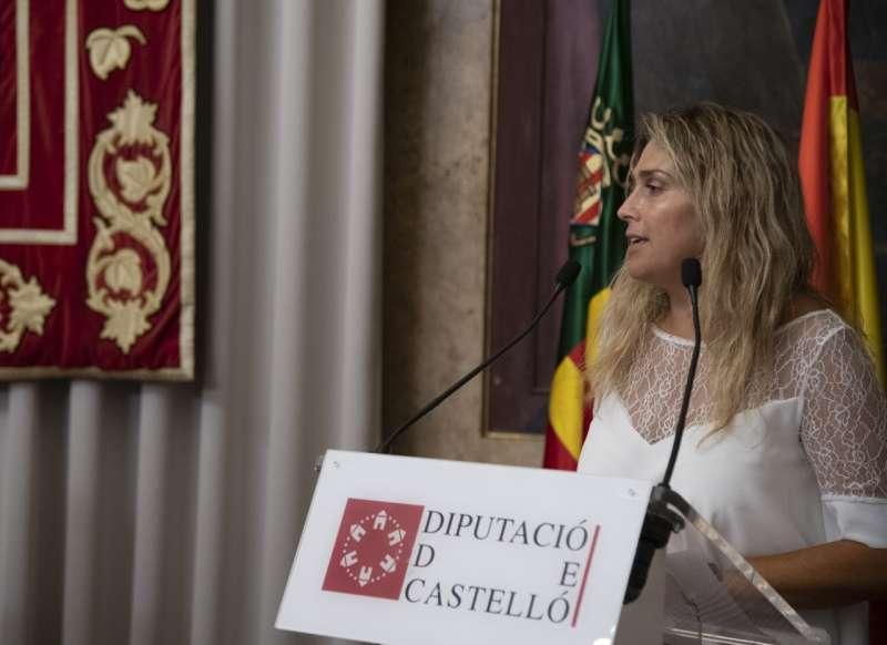 Marta Barrachina, diputada provincial del PP