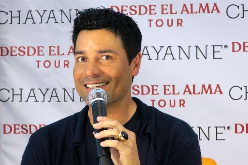 Chayanne iniciará en València su primera gira española en diez años. EFE