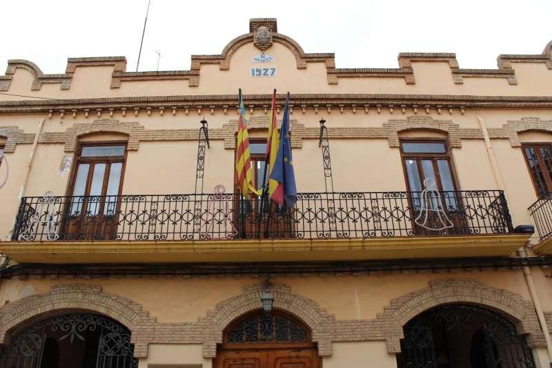 Ayuntamiento de Almàssera. EPDA