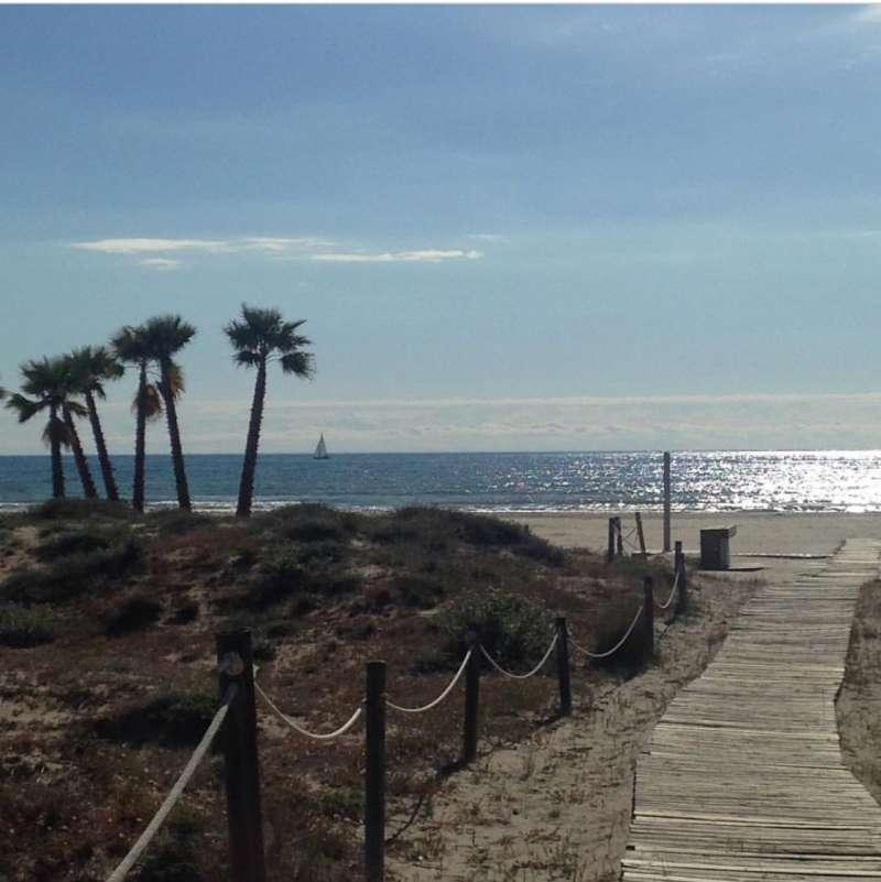 Foto de la Playa de Canet d