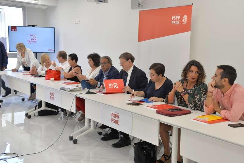 Jornadas Parlamentarias PSPV-PSOE