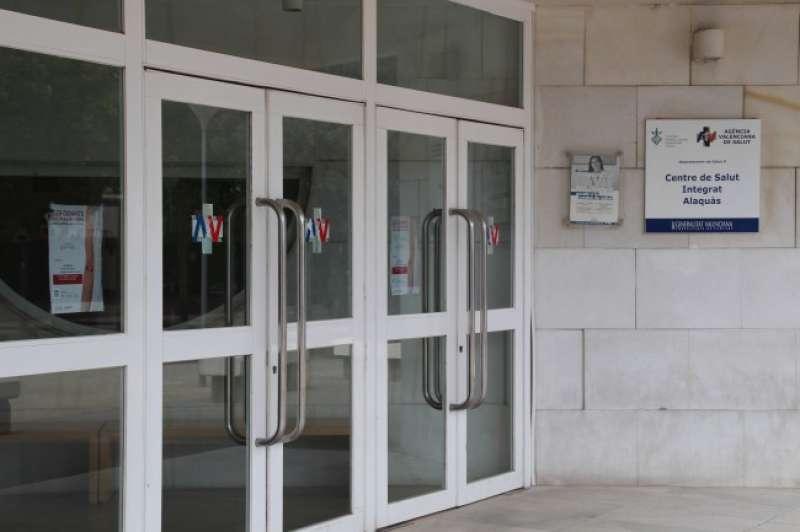 Centro de salud en Alaquàs. EPDA