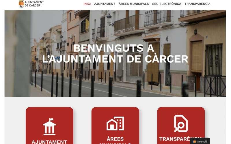 Foto nova web Càrcer