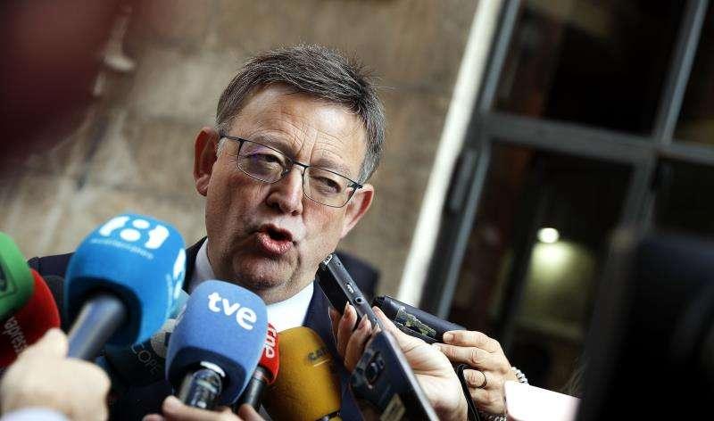 El jefe del Consell. EFE/Archivo
