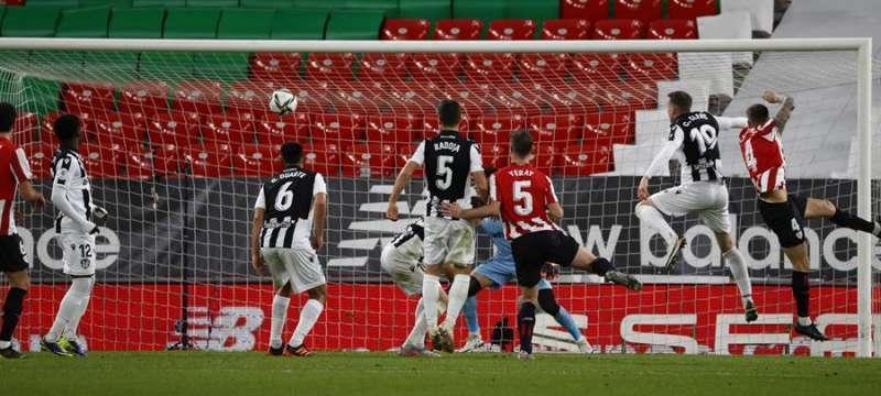 Partido de fútbol del Levante. EPDA