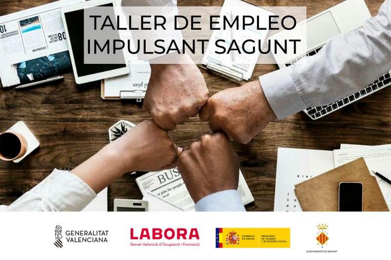 Taller de empleo Impulsant Sagunt. / EPDA